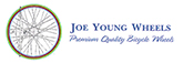 Joe Young Wheels | Master Bicycle Wheel Builder Sticky Logo Retina