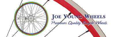 Joe Young Wheels | Master Bicycle Wheel Builder Retina Logo